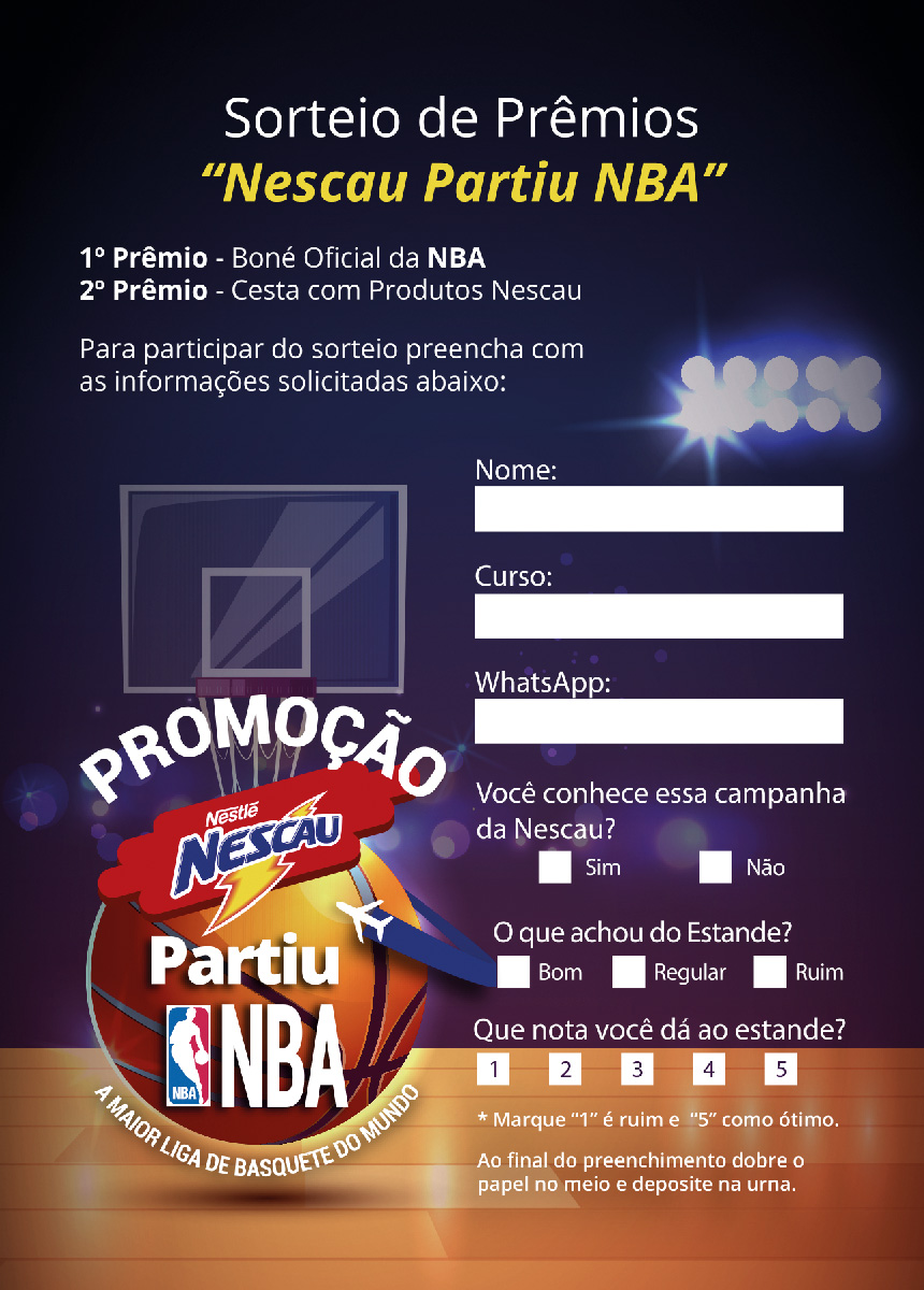Cupon Partil NBA