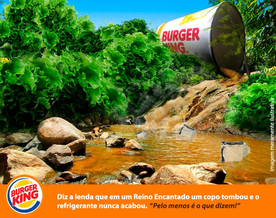 Cachoeira Burger King