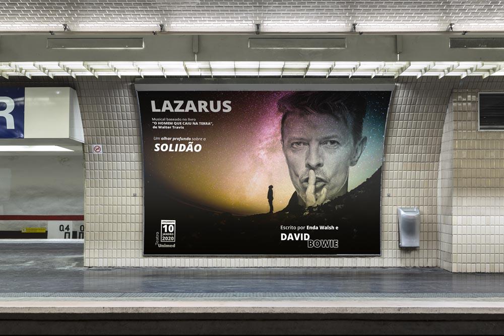 Métropolitain de Paris Panneaux Publicitaires